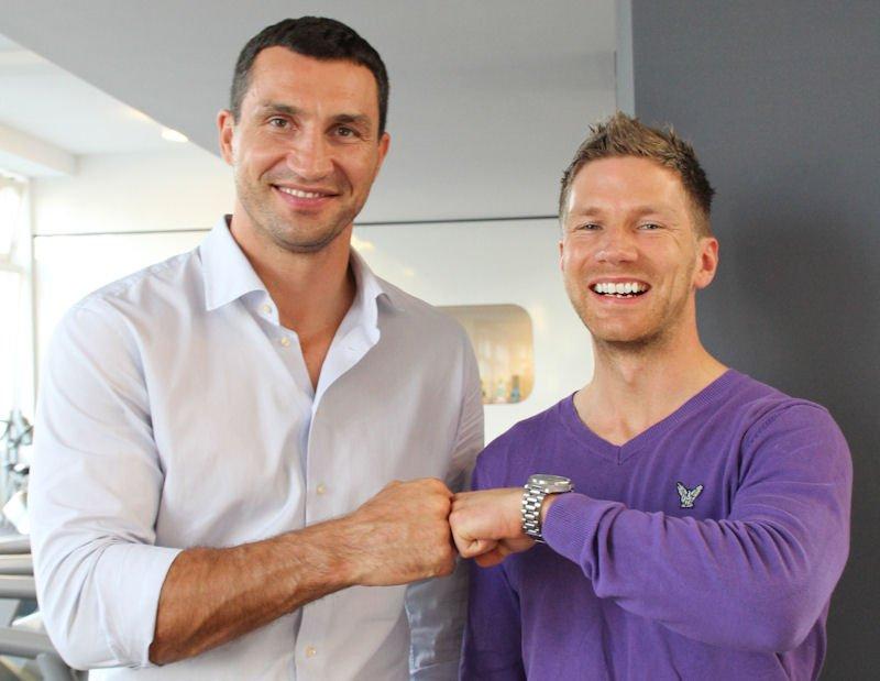Online Fitness Coach Mark Maslow, Personal Trainer, MarathonFitness, Vladimir Klitschko,