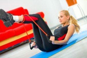 Neue Studie enthüllt Erfolgsfaktoren des Home-Workout: Online Fitness im Trend?