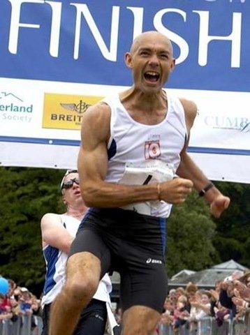 Weltrekord, Marathon, Steve Edwards