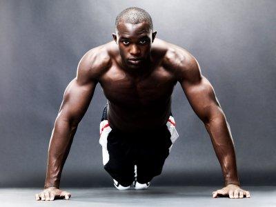 HIIT Training, Krafttraining ohne Geräte, Workout, Fettverbrennung