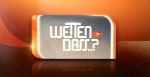 Wetten Dass Logo