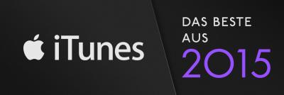 Apple iTunes Das Beste von 2015 Best of