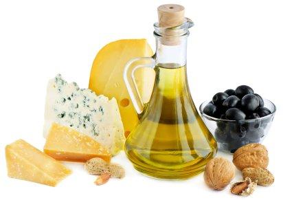 Fett abnehmen essen in Muskelaufbau Fettabbau