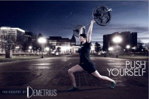 Push Yourself - Demetrius A. - CC BY-NC-SA 3.0 via 500px