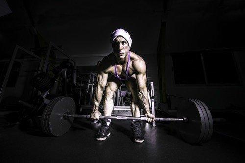 Griffkraft Unterarme trainieren