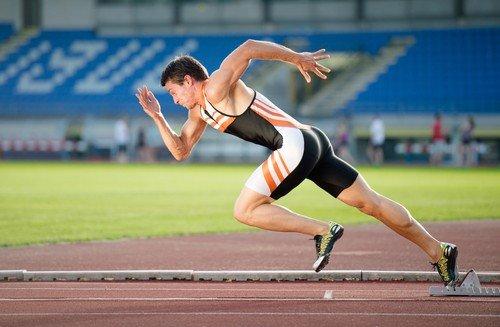sprinter mensch