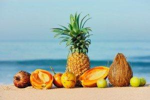Obst und Gemüse Früchte
