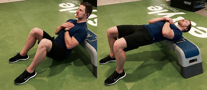 Hip Thrusts Bodyweight