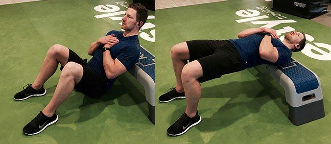Hip Thrusts Bodyweight