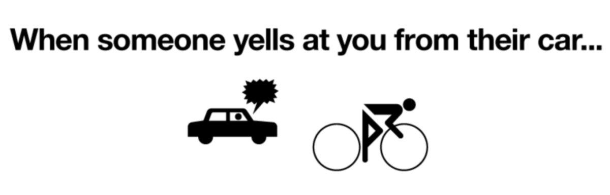 Wie Du Deine gute Laune als Sportler im Straßenverkehr immer behältst