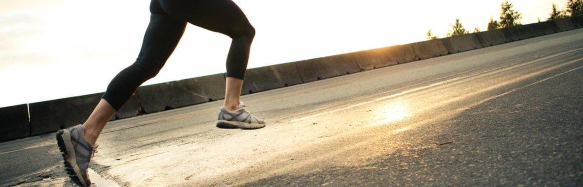 Schadet Laufen bei Eiseskälte der Lunge?