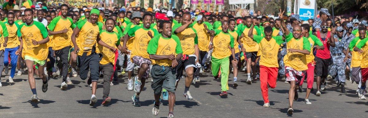 Marathon: Was Haile Gebrselassie über seinen Erfolg sagt.