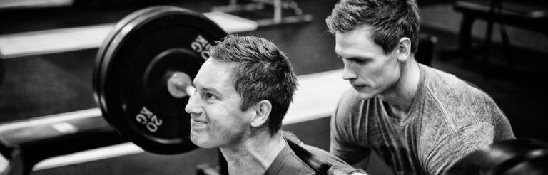 4 Dinge, die ich von Martin Rooney über Fitnesstraining gelernt habe