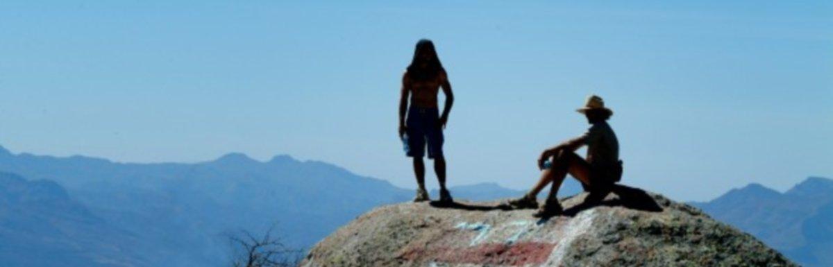 Caballo Blanco: Born to Run. Run to Live. Die Living.
