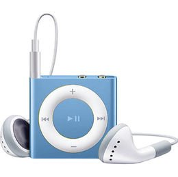 We have a Winner: iPod Shuffle