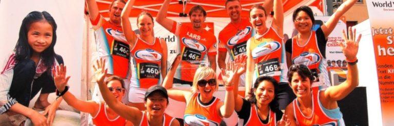 Team World Vision: So kann Laufen Leben retten