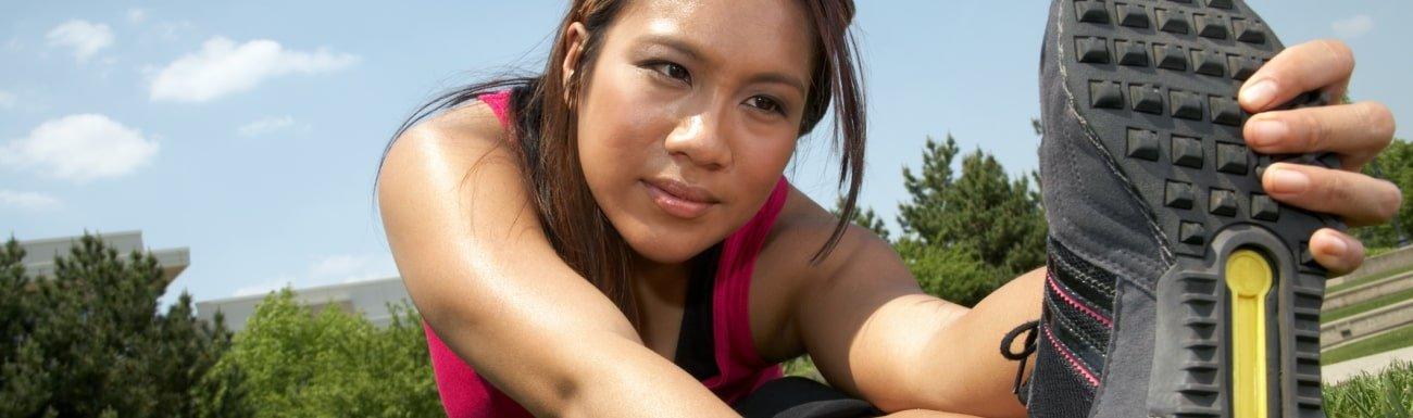 Neue Stretching-Studie: Schadet Dehnen vor dem Lauf-Training?