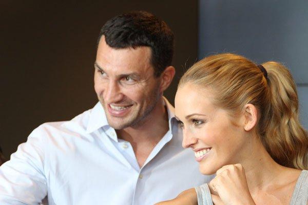 Wladimir Klitschko Interview