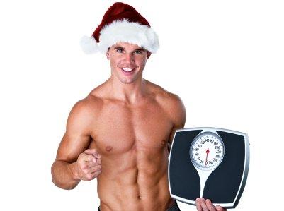 Abnehmen über Weihnachten, Zunehmen vermeiden, Gewichtszunahme Silvester