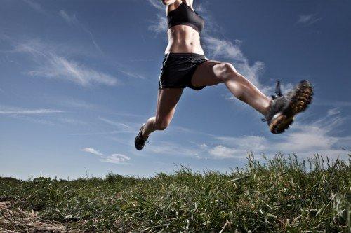 Richtig laufen, richtiges joggen, perfekter laufstil