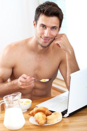 Muskelaufbau, Definition, Fettabbau, Fettreduktion, Abnehmen, Protein, Eiweiß