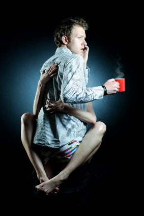 Stress Abnehmen Fettabbau Fettverbrennung