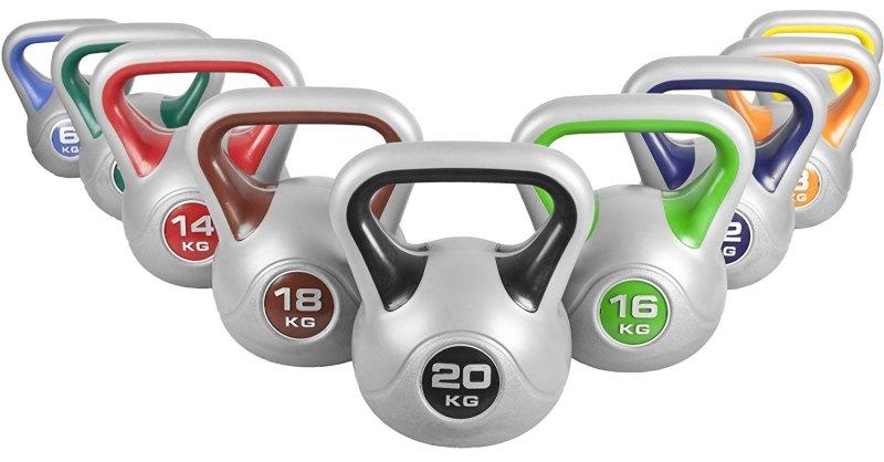 Kettlebell-Training zu Hause: Die beste Ausrüstung für Dein HomeGym