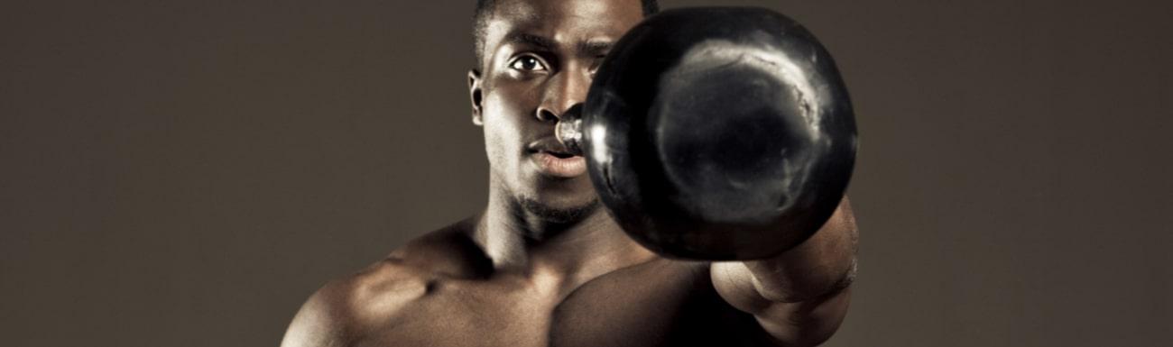Fettschmelzendes Kettlebell-Workout Special: Sixpack-Abs in 20 Minuten (Fitnessstudio nicht erforderlich)