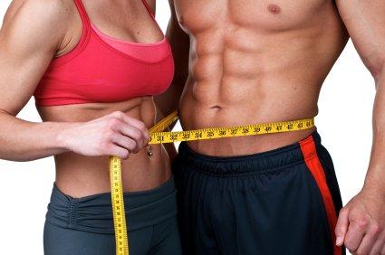 Körperfettanteil messen, Körperfettanteil bestimmen, KFA