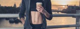 Kaffee Koffein Sport Muskelaufbau Abnehmen