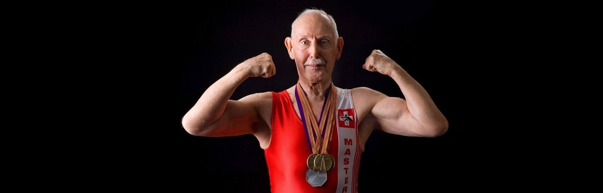 """Muskelaufbau im Alter: """"Ich will den sexy 70-jährigen den Kopf verdrehen"""""""
