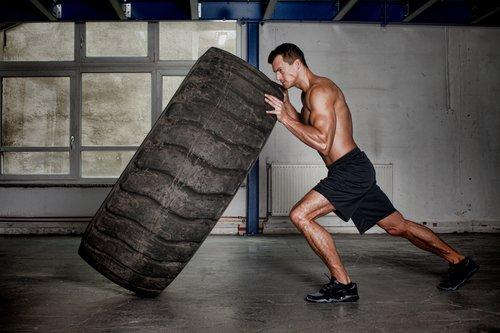 Muskelaufbau Trainingsplan kumulative Ermüdung