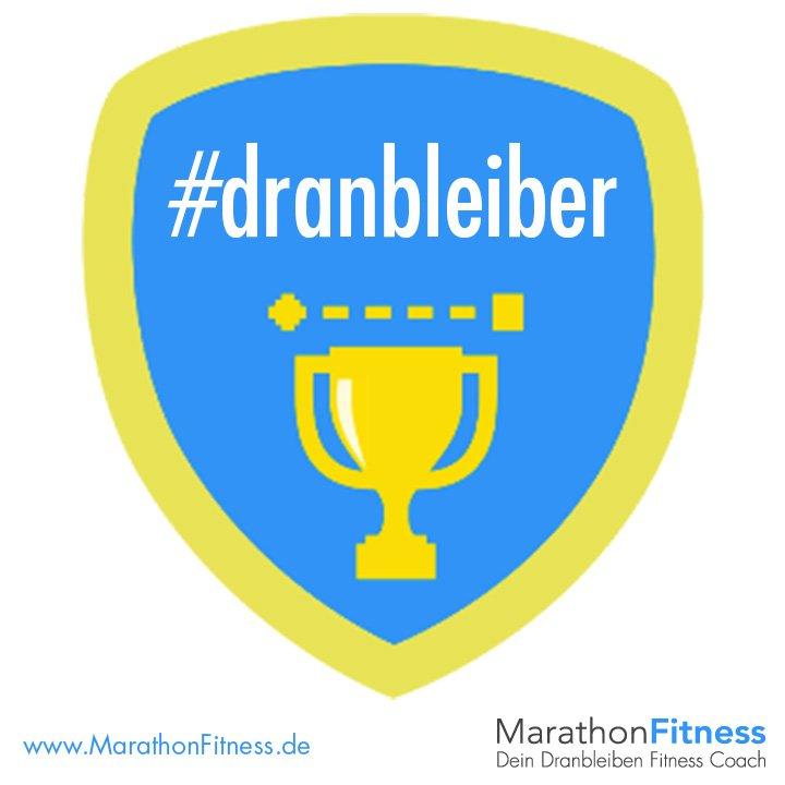 Dranbleiber Challenge