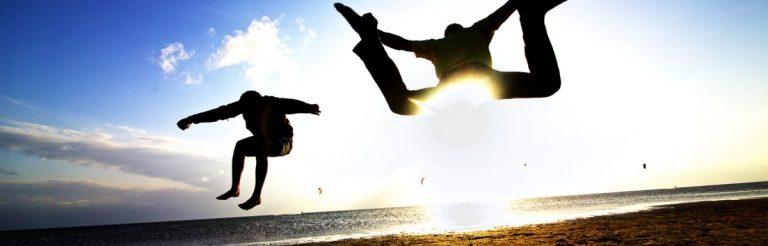 10 gute Gründe, keinen Sport zu machen (die allesamt Schmarren sind)