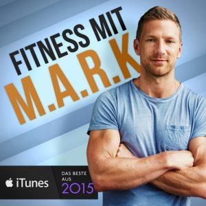 iTunes Bewertung Fitness mit MARK Podcast