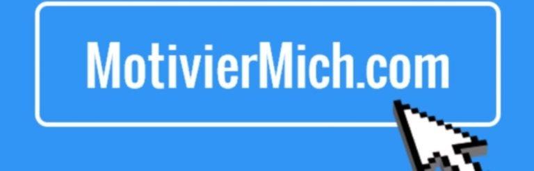 Selbstmotivation auf Knopfdruck: Ja, MotiverMich!