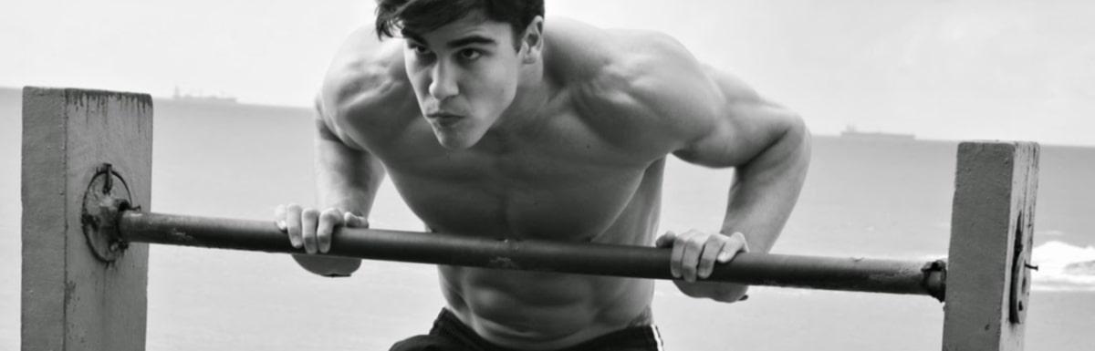 Warum einige Muskeln nicht wachsen und was Du dagegen tust