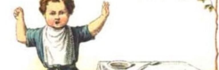 Warum Du den Teller leer isst und Großmutter sich irrte
