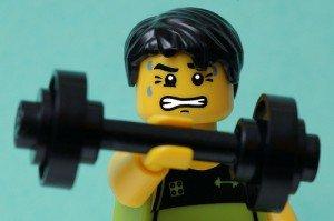Muskelwachstum schnell