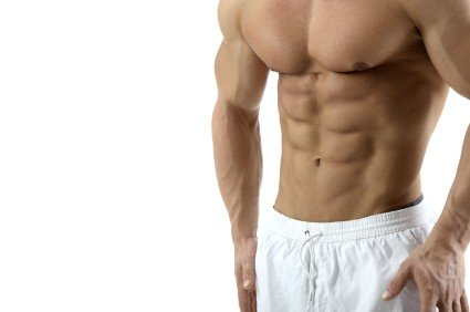 Bauchmuskeltraining Sixpack Training
