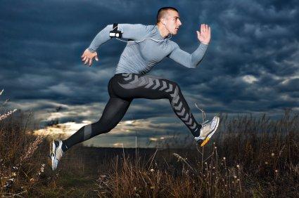 Muskelfasertyp 2a - Mittelstreckenläufer