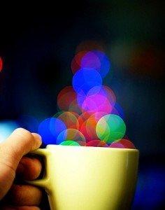 Grüner Tee statt Kaffee