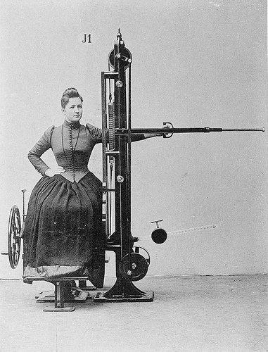 Geräte Muskelaufbau für moderne Frauen