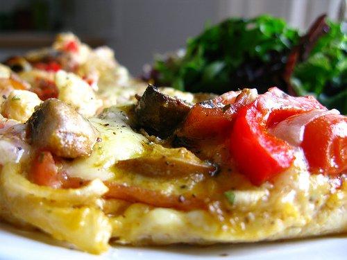 Omelette Fett Eiweiß Protein