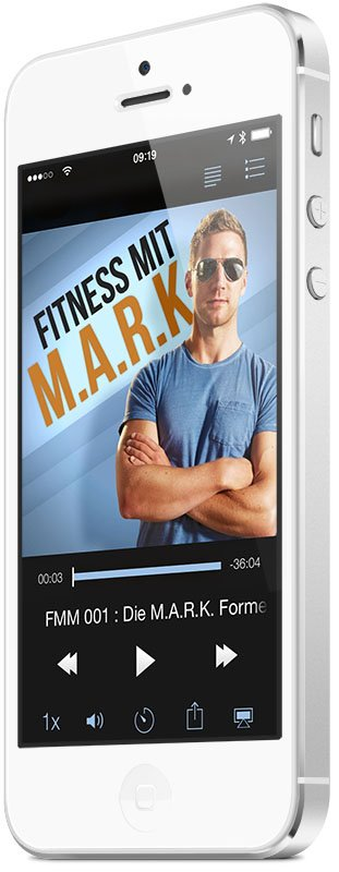 Fitness mit M.A.R.K. Podcast MARK