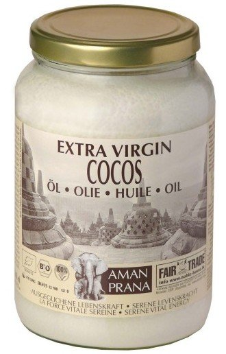 Bio Kokosöl Extra Nativ