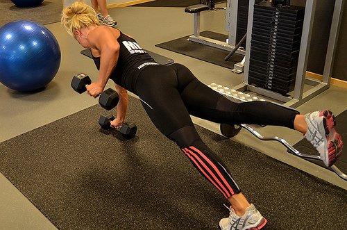richtig Trainieren Frau Frauen
