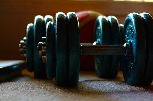 Fitnessgeräte für Zuhause Kurzhanteln