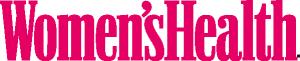 WomensHealth Logo pink OHNE Schatten