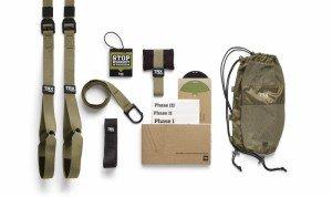 Fitnessgeräte für Zuhause TRX Suspension Trainer Force Kit